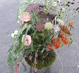 Decoartion Florale Mariage
